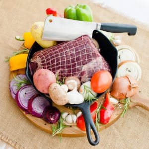 Chuck Roast with Vegetables