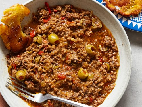 GRASS-FED PICADILLO